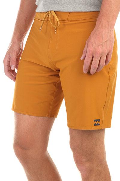 Шорты Billabong All Day X Print Cinnamon<br><br>Цвет: оранжевый<br>Тип: Шорты<br>Возраст: Взрослый<br>Пол: Мужской