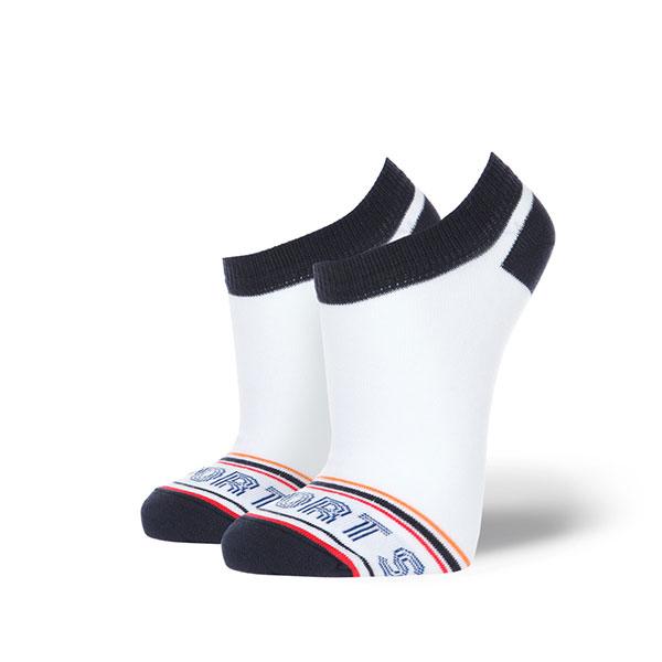 Носки низкие женские Запорожец Спорт Печать Белые<br><br>Цвет: белый<br>Тип: Носки низкие<br>Возраст: Взрослый<br>Пол: Женский