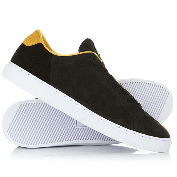 Кеды кроссовки DC Reprieve SE Black/Yellow<br><br>Цвет: черный<br>Тип: Кеды<br>Возраст: Взрослый<br>Пол: Мужской