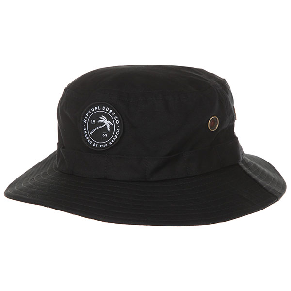 Панама Rip Curl Palmy Wide Hat Black