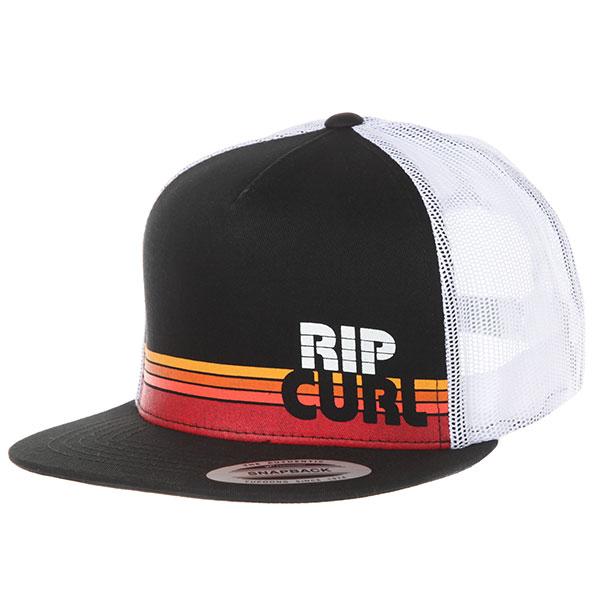 Бейсболка с сеткой Rip Curl Macao Trucker Cap Black