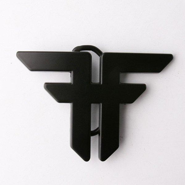 Пряжка Fallen Trademark Buckle Matte Black<br><br>Цвет: черный<br>Тип: Пряжка<br>Возраст: Взрослый<br>Пол: Мужской