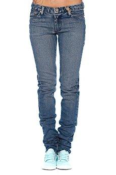 Джинсы узкие женские Insight Beanpole Skinny Stretch Fab 3 Old Blue
