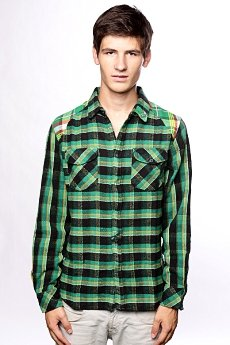 Рубашка Insight Oh My Green