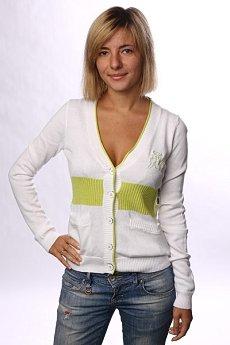 Джемпер женский Zoo York Arrow Sweater White