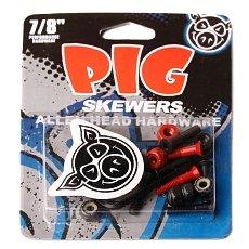 Винты для скейтборда Pig Skewers Blue Allen 7/8