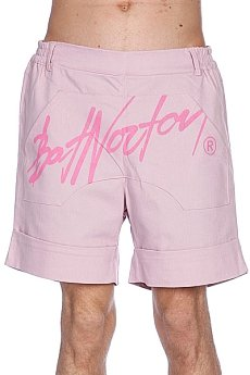 ����� Bat Norton Unisex Basic Shorts Pink