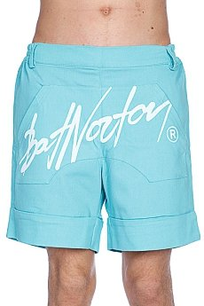 ����� Bat Norton Unisex Basic Shorts Turquoise