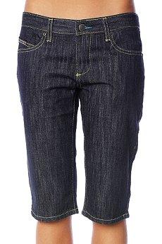 Шорты джинсовые женские Santa Cruz Billy Raw Rinsed