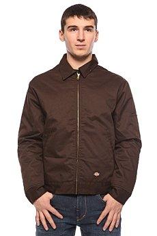 Ветровка Dickies Lined Eisenhower Jacket Dark Brown