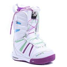 Ботинки для сноуборда женские Lamar Express Womens White