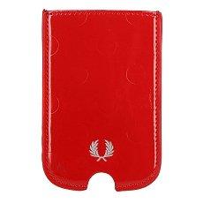 Чехол для iPad Fred Perry Ipad Polka Dot Smart Case Fire Red