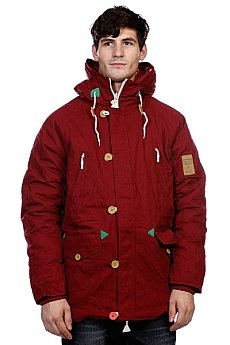 ������ ����� True Spin Alaska Jacket Burgundy/Native