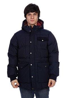 Куртка пуховик Element Dudley Navy Blue