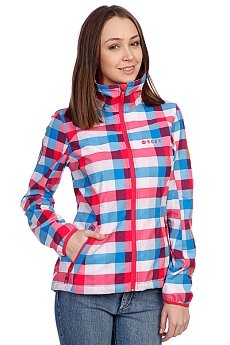 ������ ������� Roxy Russia Latitude Softshell Shop Fancy Plaid Russia
