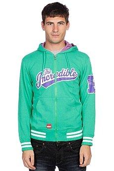 ��������� Addict Hulk Zip Hoody Green