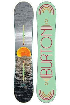 �������� ������� Burton W14 Lyric No Color 152