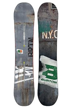 �������� Burton W14 Blunt No Color 157