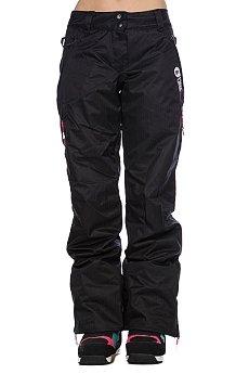 Штаны сноубордические женские Picture Organic Darling Pant Black