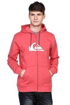 ��������� Quiksilver Hood Zip Logo E1 Garnet Rose