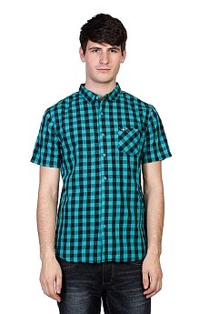 ������� � ������ Rip Curl The Spit S/S Shirt Baltic Green