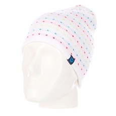 ����� ������� Roxy Mollie Beanie Bright White