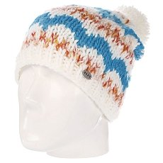 ����� � �������� ������� Roxy U Got It Beanie Bright White