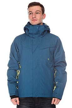 ������ Quiksilver Mission Plus Jacket Moroccan Blue