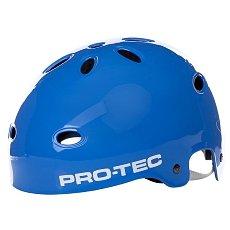Шлем для скейтборда Pro-Tec Wake Gloss Blue