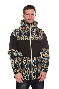 ������ Neff Tribal Softshell Black