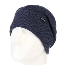 ����� ����� Nixon Tower Beanie Navy Heather