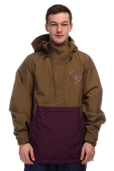 ������ ��������������� Volcom Characters Pullover Teak