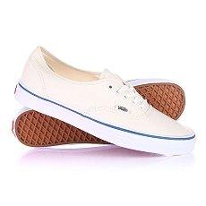 ���� ������ Vans U Authentic White White