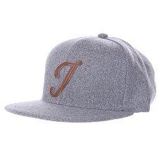 Бейсболка TrueSpin Abc Wool Edition J Grey