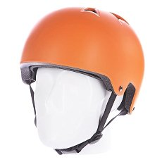 Шлем для скейтборда Harsh Pro Eps Helmets Mat Orange