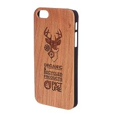 Чехол для iPhone 5 Picture Organic Case Wood Brown