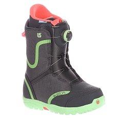 Ботинки для сноуборда женские Burton Starstruck Boa Charcoal/Mint