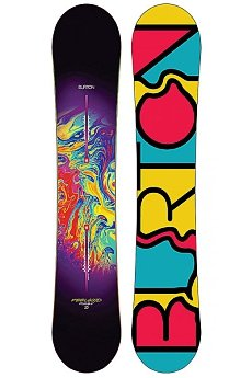 �������� ������� Burton Fw13-14 Feelgood No Color 155