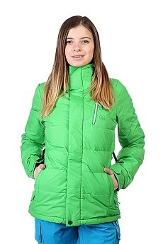 ������ ������� Volcom Fw14-15 Powder Puff Down Jacket Apple