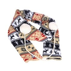 Шарф Picture Organic Scouby Scarf Beige