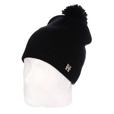 ����� � �������� Harrison Beatrice Beanies Black