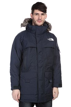 Куртка парка The North Face Mcmurdo Parka 2 Eu Urban Navy
