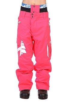 Штаны сноубордические Picture Organic Park Avenue Fluo Pink