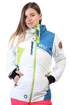 Куртка женская Picture Organic Jkt Leader White