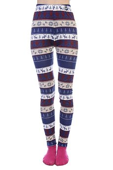Термобелье (низ) женское Picture Organic Leggins Fengshui Dark Blue