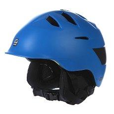 Шлем для сноуборда Bern Kingston Satin Cyan Liner Blue/Black