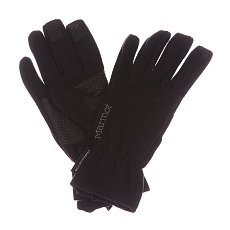 Перчатки женские Marmot Wms Windstopper Glove Black