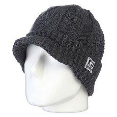 Мужская шапка с козырьком Neo Beanie Black Marle. Globe. 4174 тг