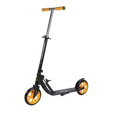 Самокат Zycom Easy Ride 200 Hydraulic Folding Scooter Black/Yellow