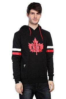 ������� K1X Leaf Hockey Hoody Black/Red